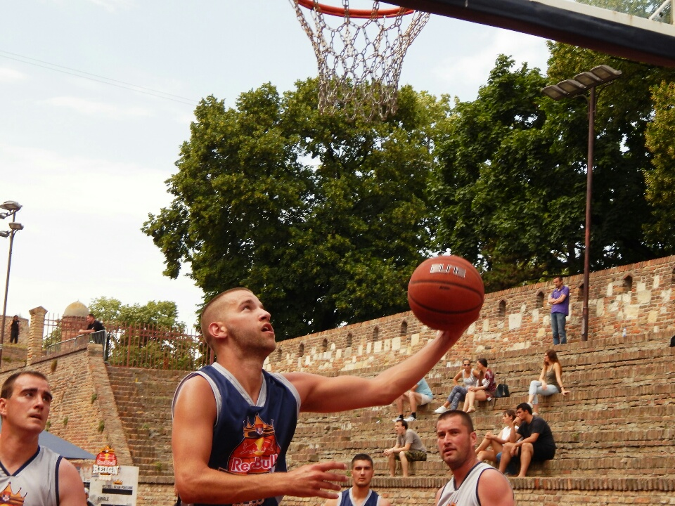 Turnir u basketu 3x3 - Red Bull Reign - Srbija 2017