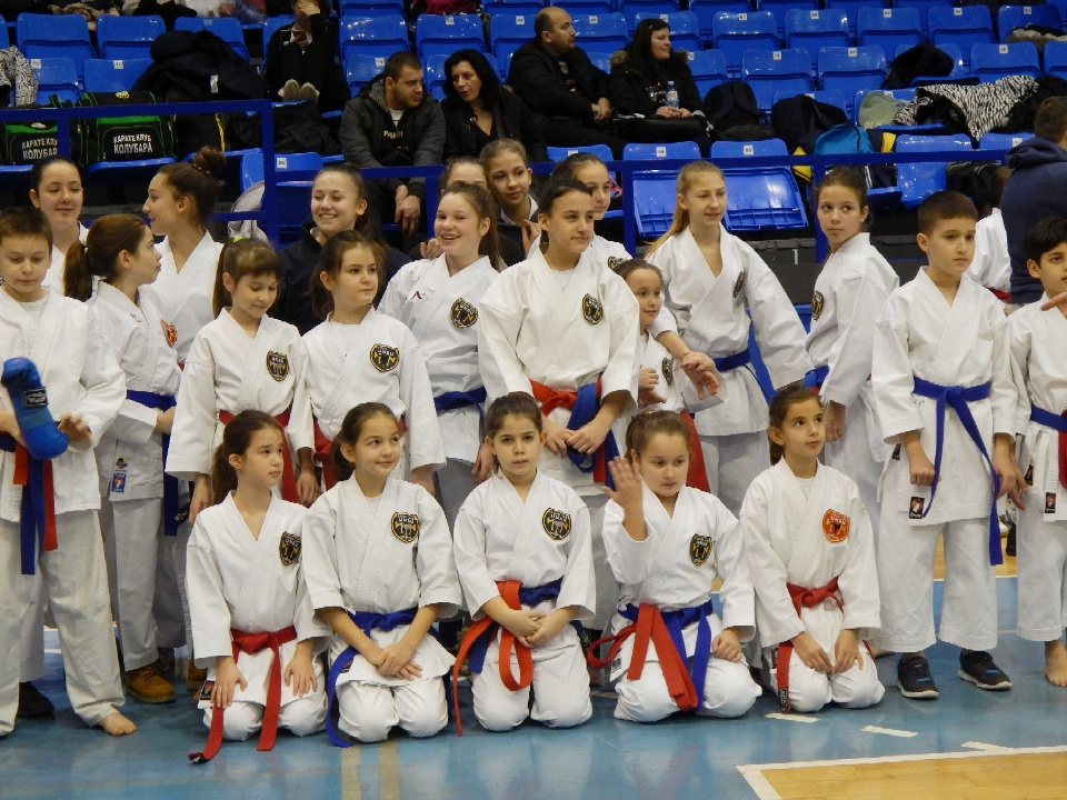 Karate turnir MB Mawashi kup 2018